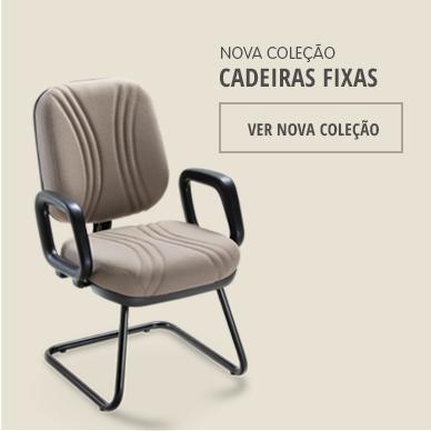 Cadeiras Fixas Projeta Móveis